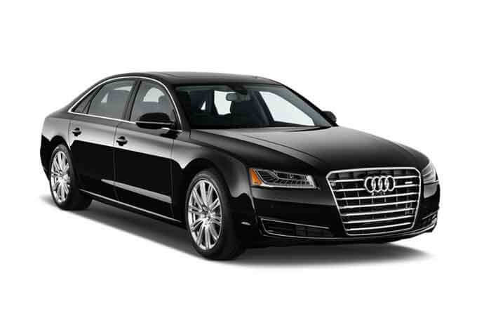 Saloon cars for airport transfers